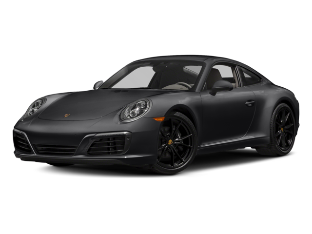2018 Porsche 911 black