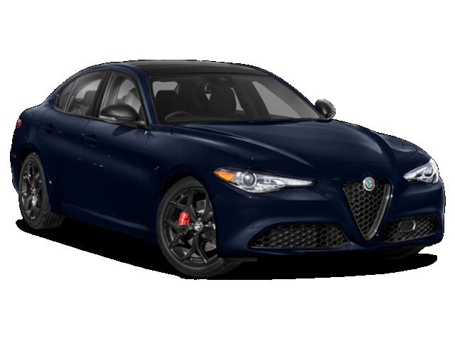 Alfa Romeo Giulia Sign and Drive