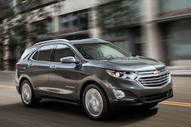 2018 Chevrolet Equinox in Aiken