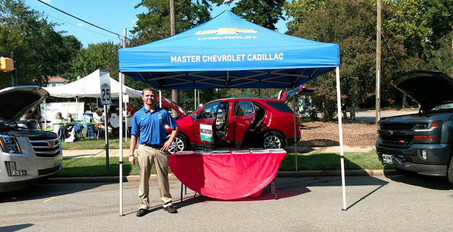 Master Chevrolet at Aiken's Makin'