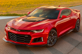 2018 Chevrolet Camaro in Aiken