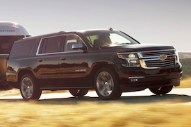 2018 Chevrolet Suburban in Aiken