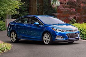 2018 Chevrolet Cruze in Aiken