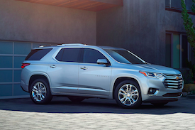 2018 Chevrolet Traverse in Aiken