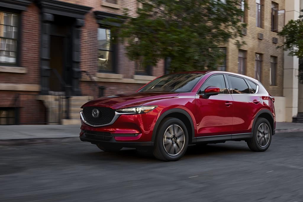 2018 Mazda CX-5 For Sale in San Diego