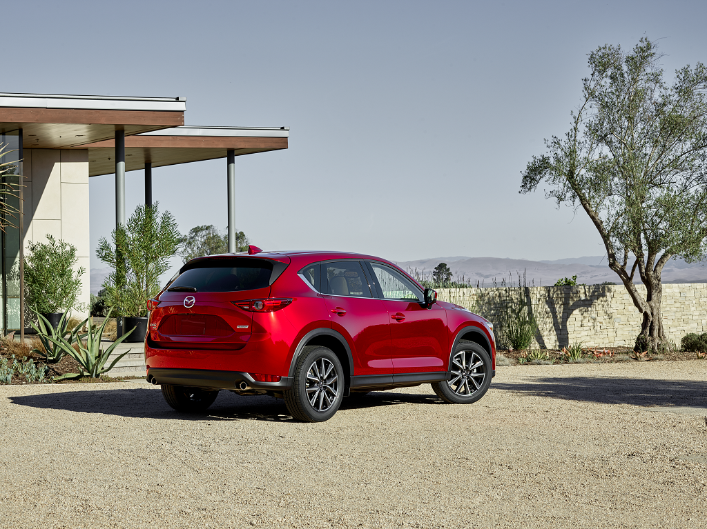 2018 Mazda CX-5 in San Diego
