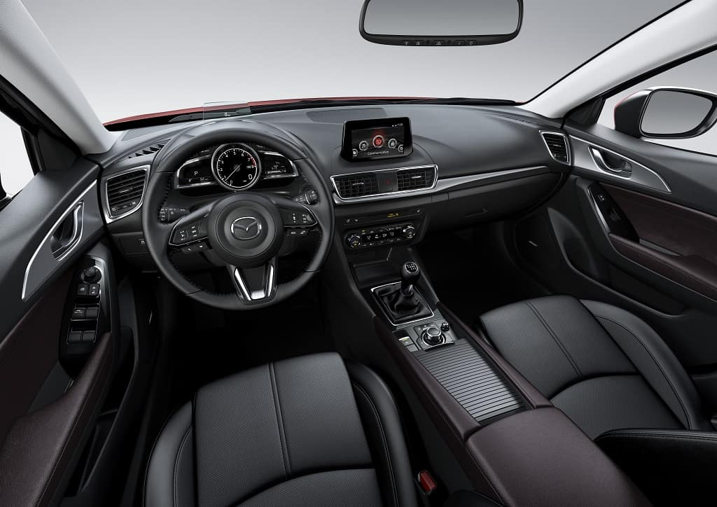 San Diego 2018 Mazda3