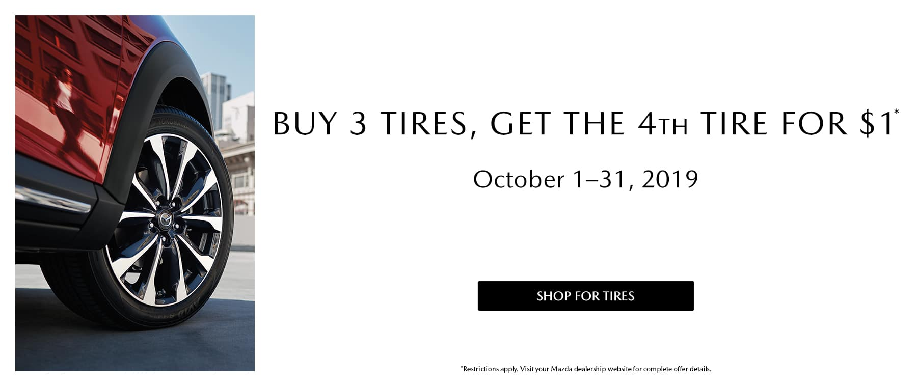 Oct Tire Event w/ Link