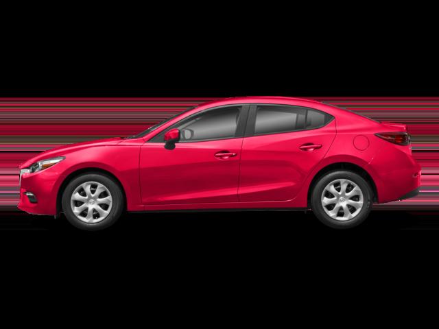 Mazda 3-4d