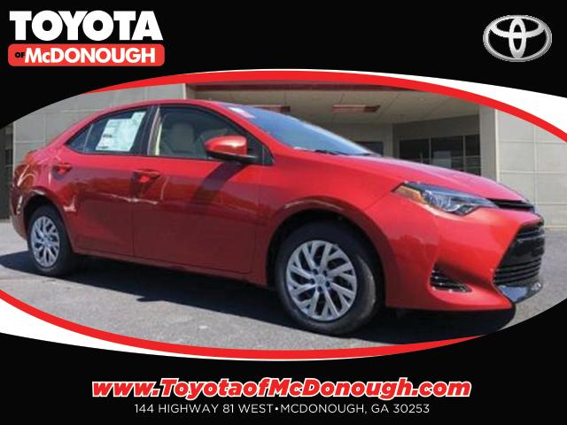 Toyota Corolla LE Rental