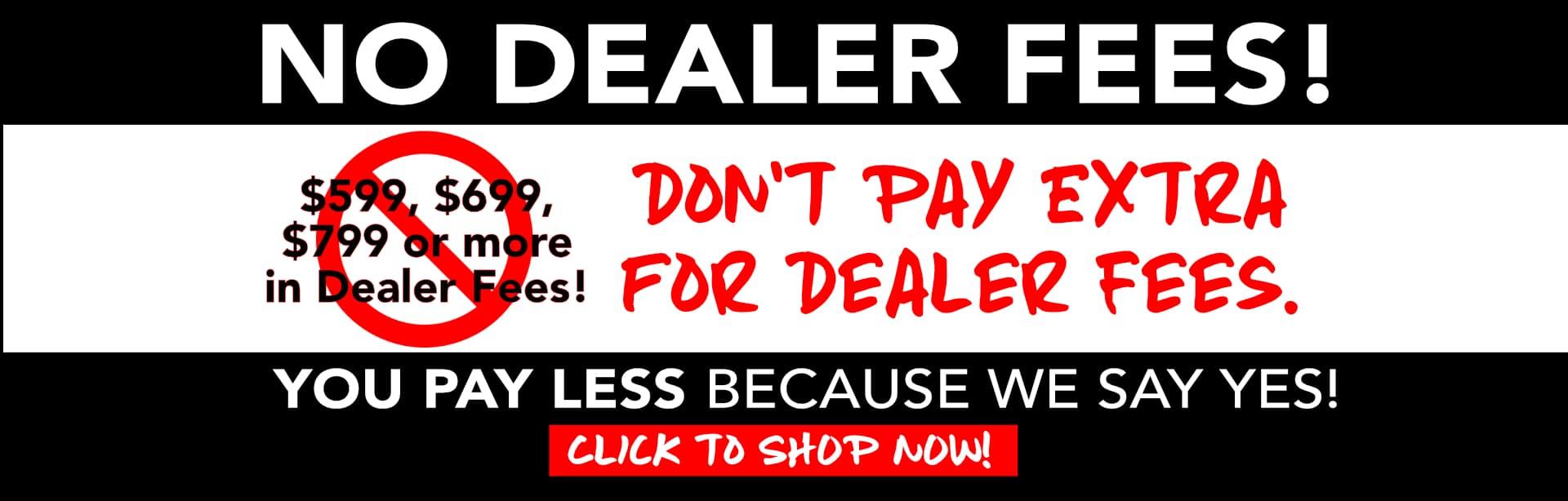 Jim Ellis Toyota No Dealer Fees