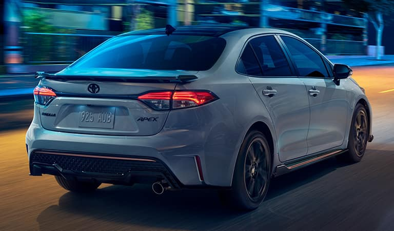 New 2021 Toyota Corolla McDonough GA