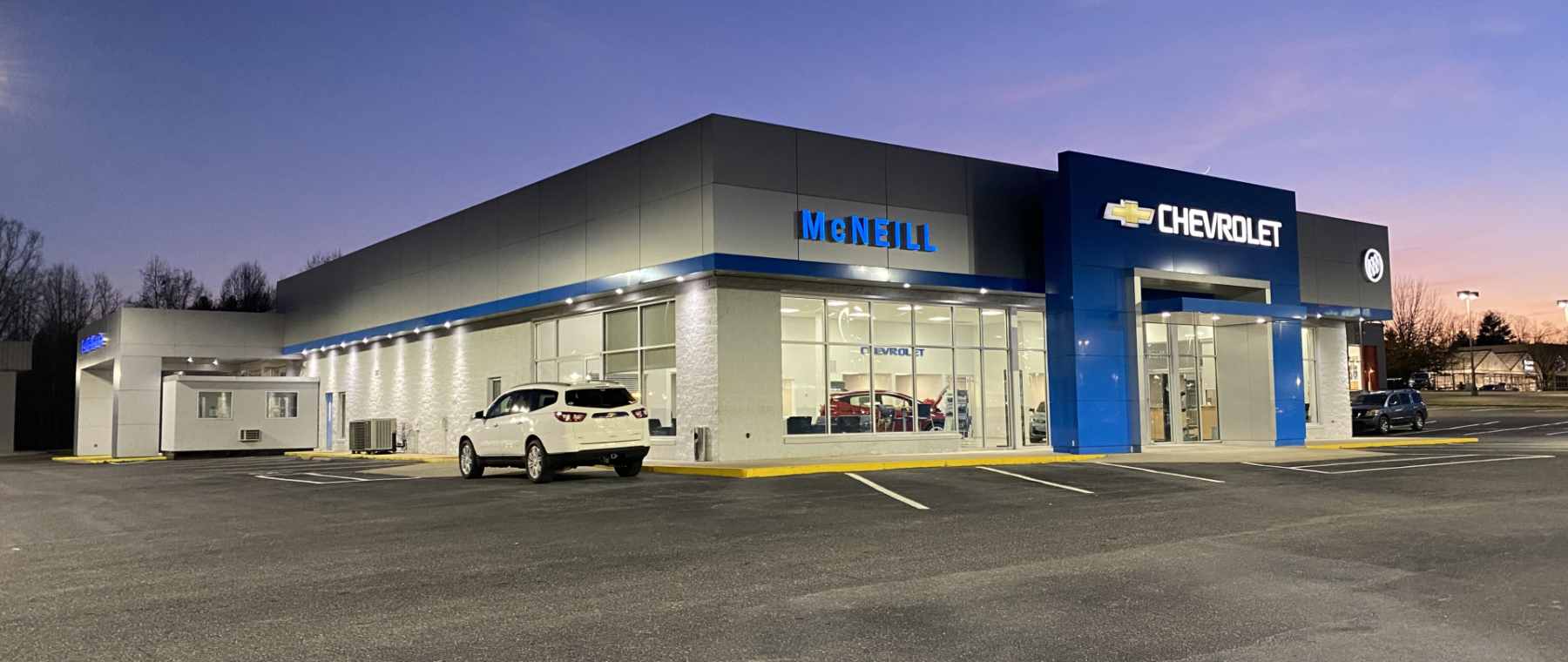 McNeill Chevy Buick