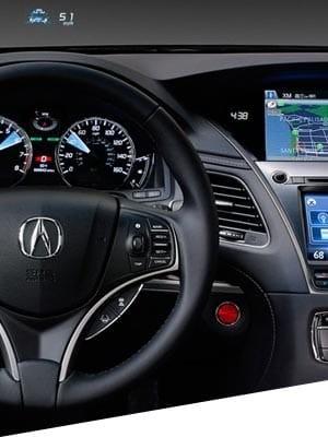 Acura Front Dash