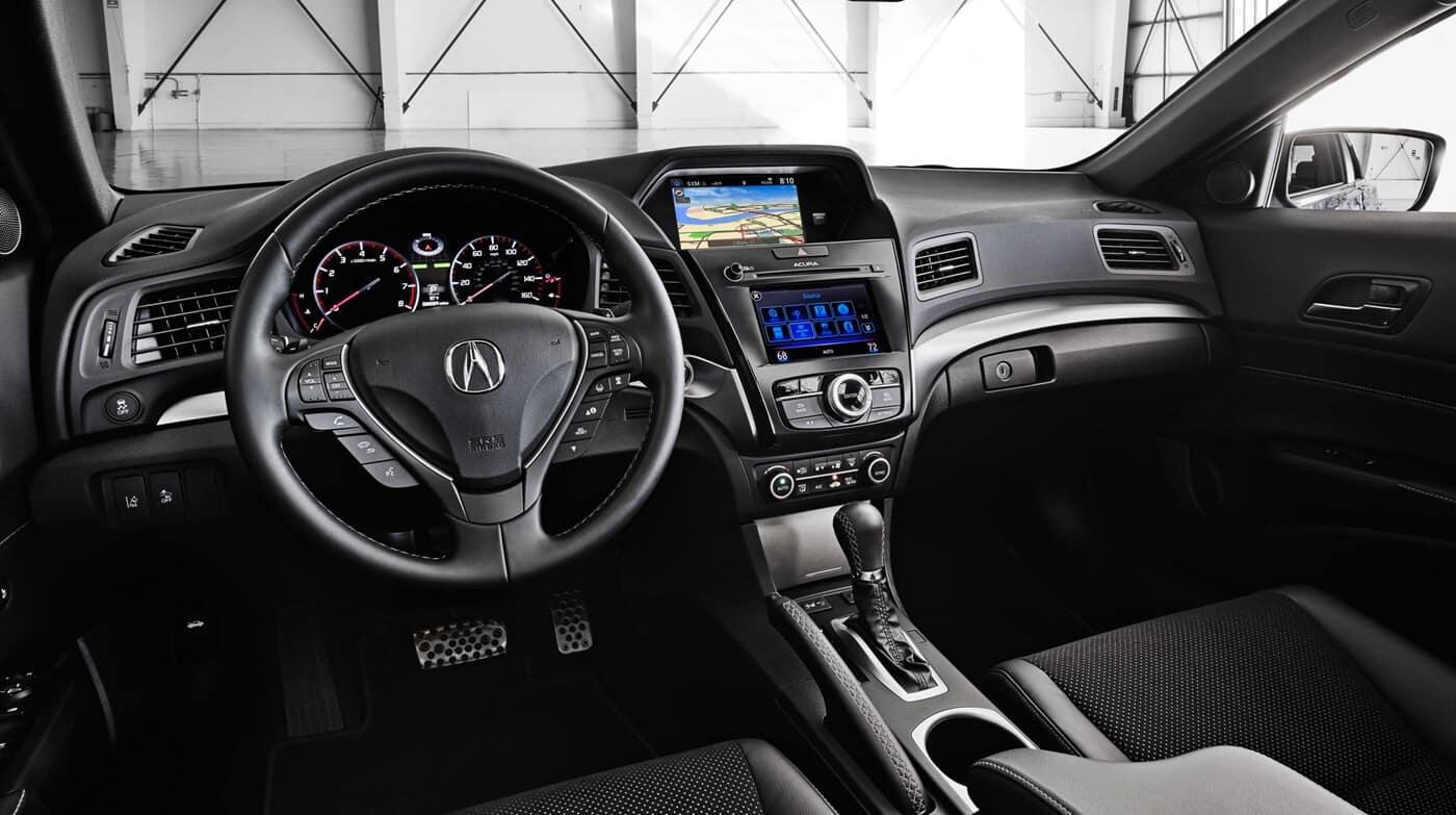 Acura ILX Cabin