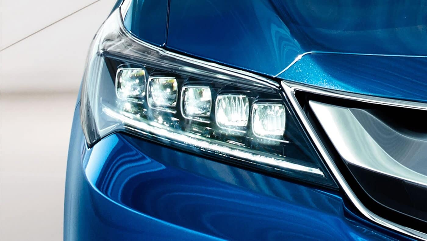2018 Acura ILX Head Light