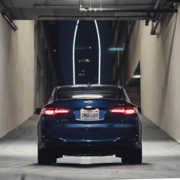 2018 Acura ILX Exterior Rear