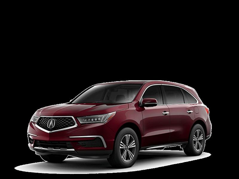 2018 Acura MDX Hero Image