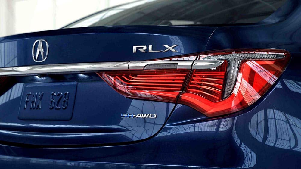 2018 Acura RILX Tail Light