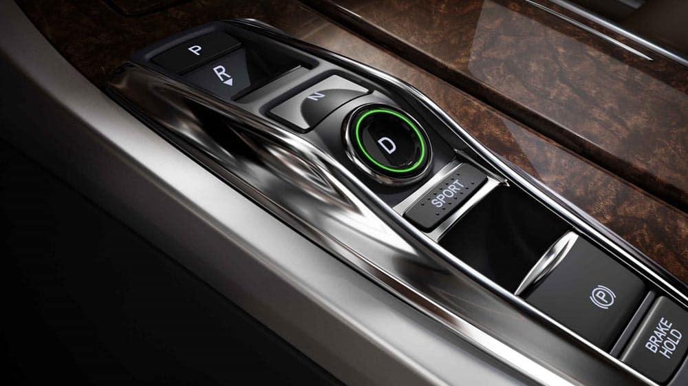 2018 Acura RLX Console