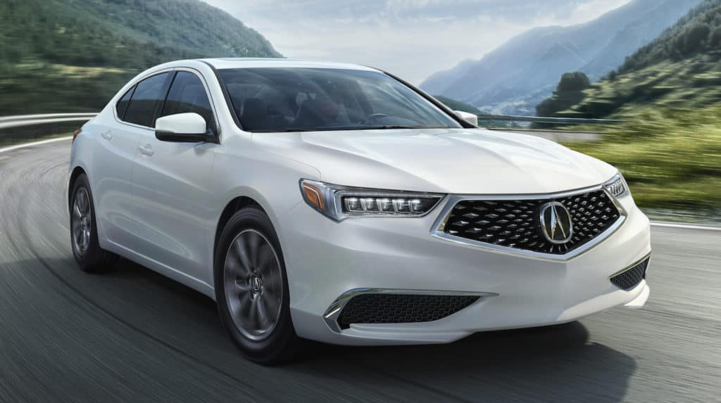 2019 Acura TLX 8 Speed