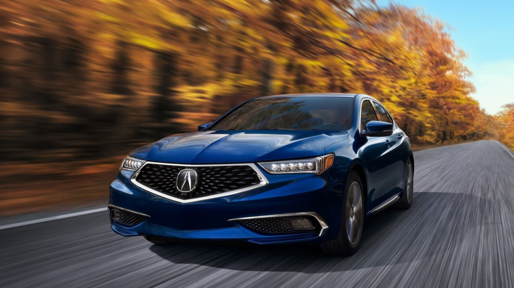 2018 Acura TLX 2.4 8-DCT