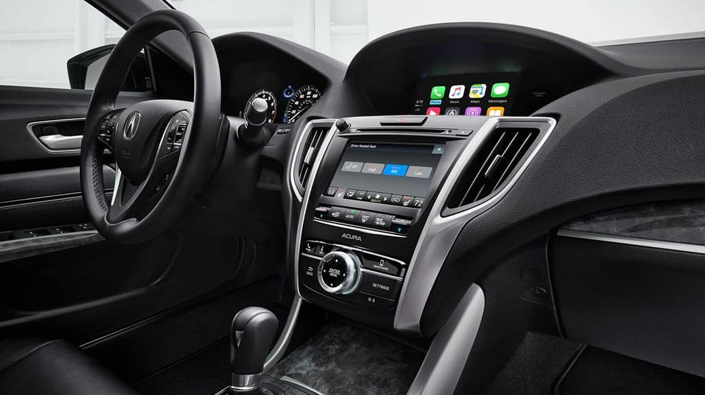 2018 Acura TLX Interior and Features | Milano Leather ...