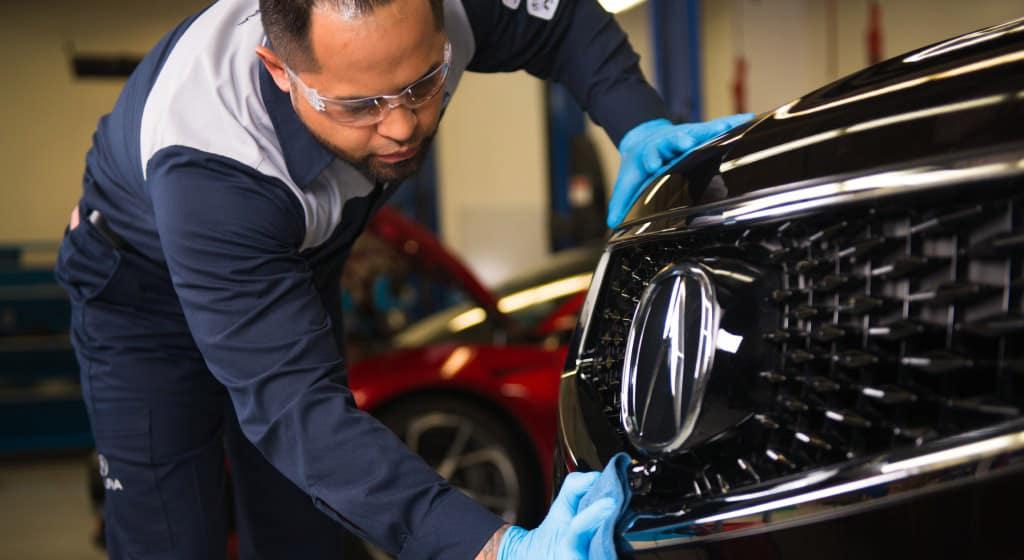 Acura Tech Polished