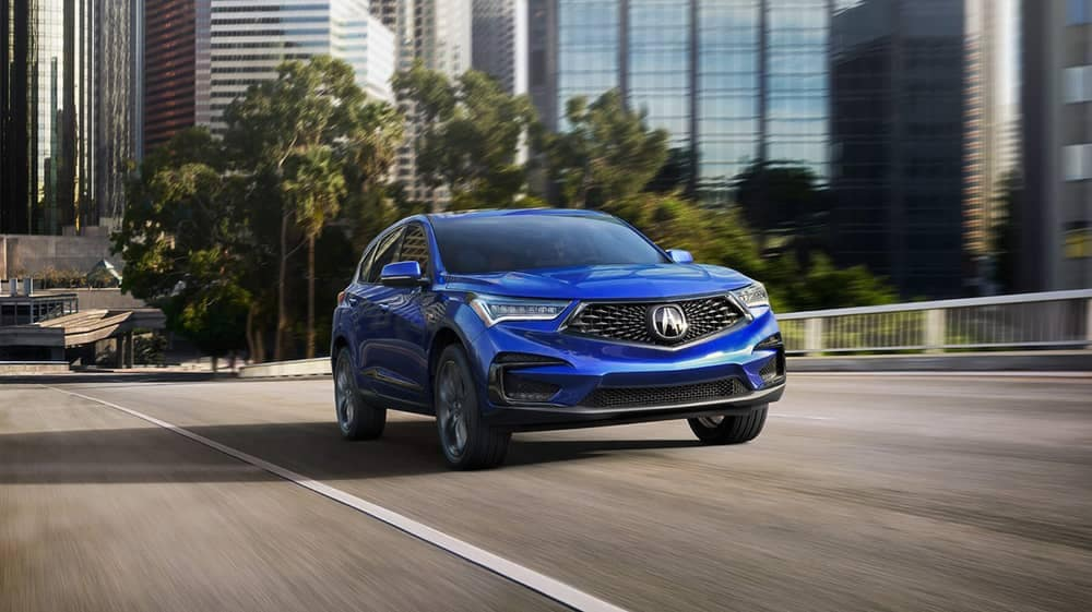 2019 Acura Rdx Colors Exterior Interior Mile High Acura