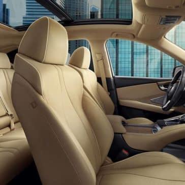 2019 Acura RDX Interior Seating