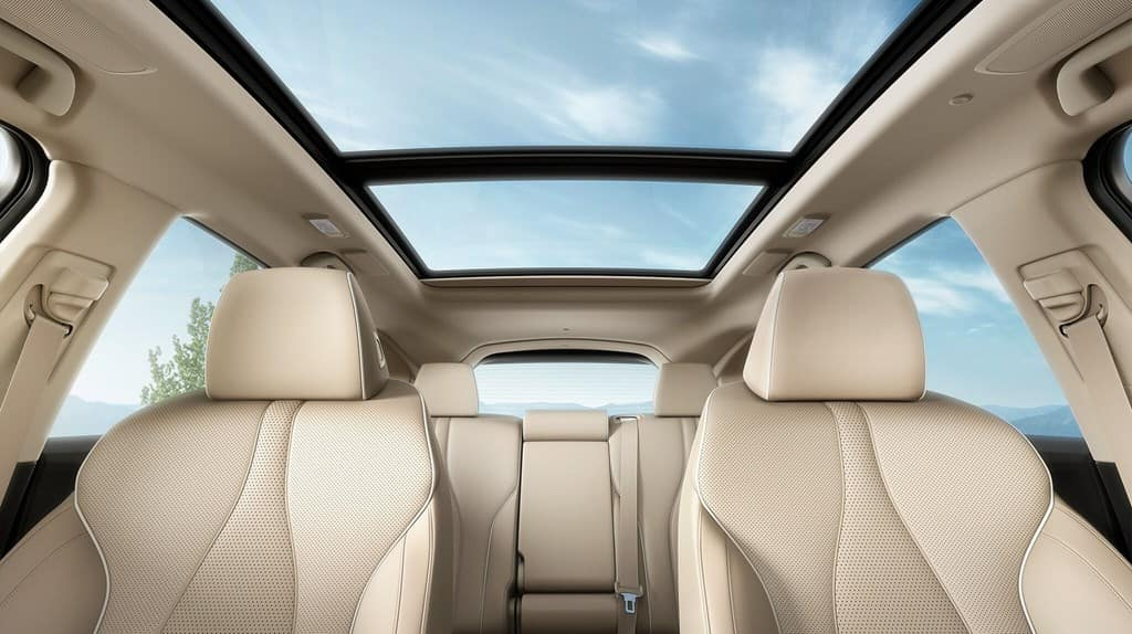 2019 Acura RDX Panoramic Moonroof Advance Package Interior Seating