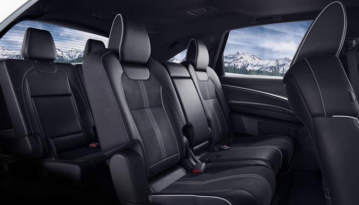 2019 Acura MDX Interior Passenger View