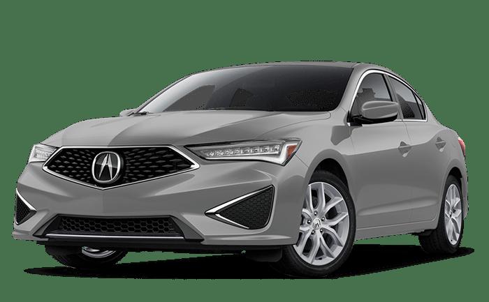 2019 Acura ILX Gray
