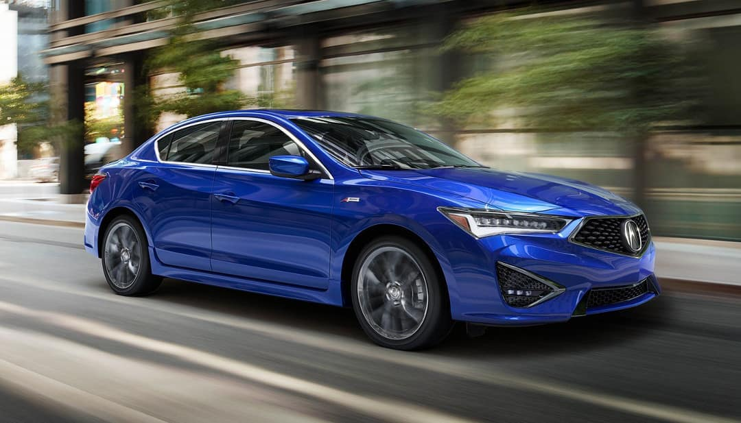 2019-Acura-ILX-with-A-Spec-package