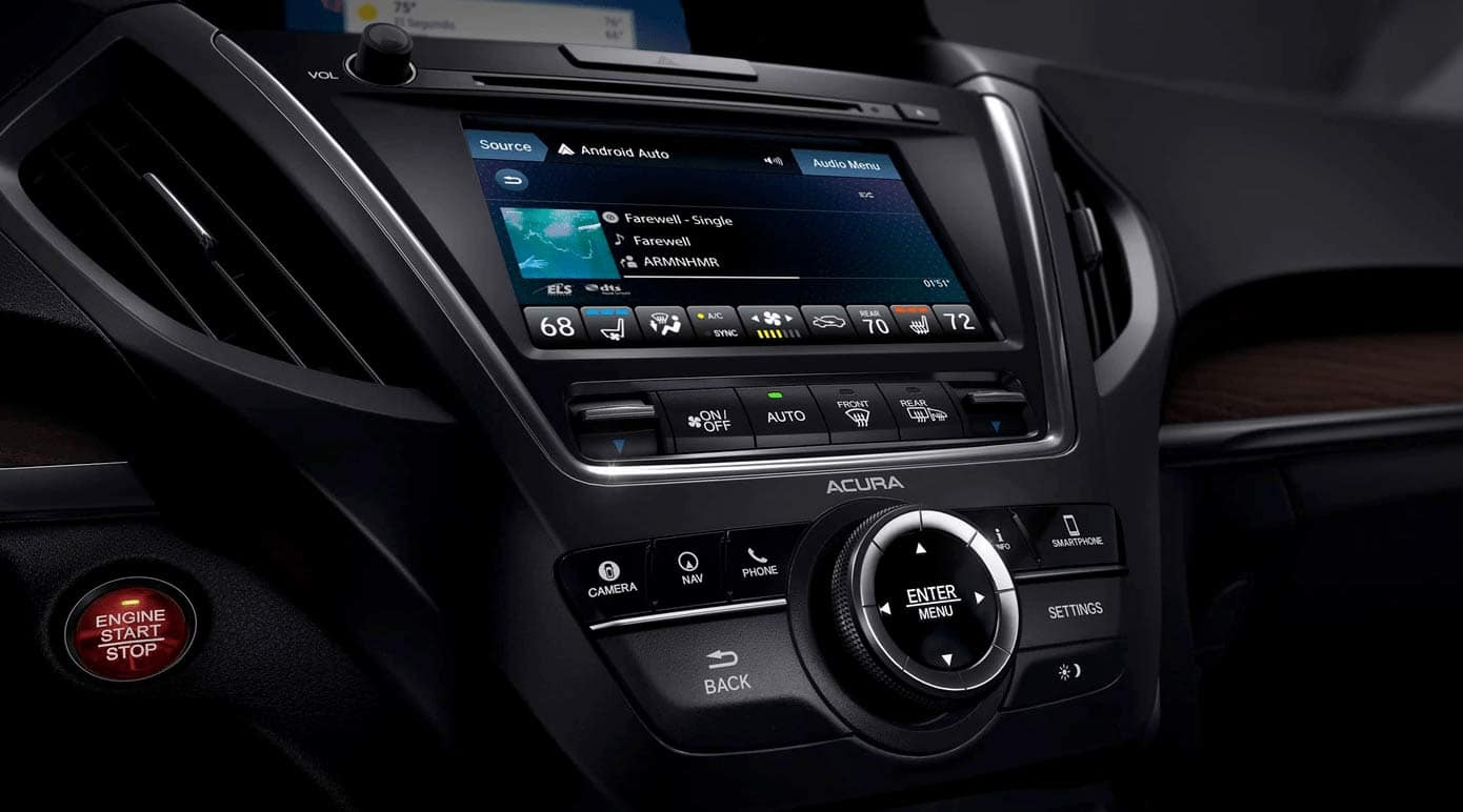 MDX Climate Control