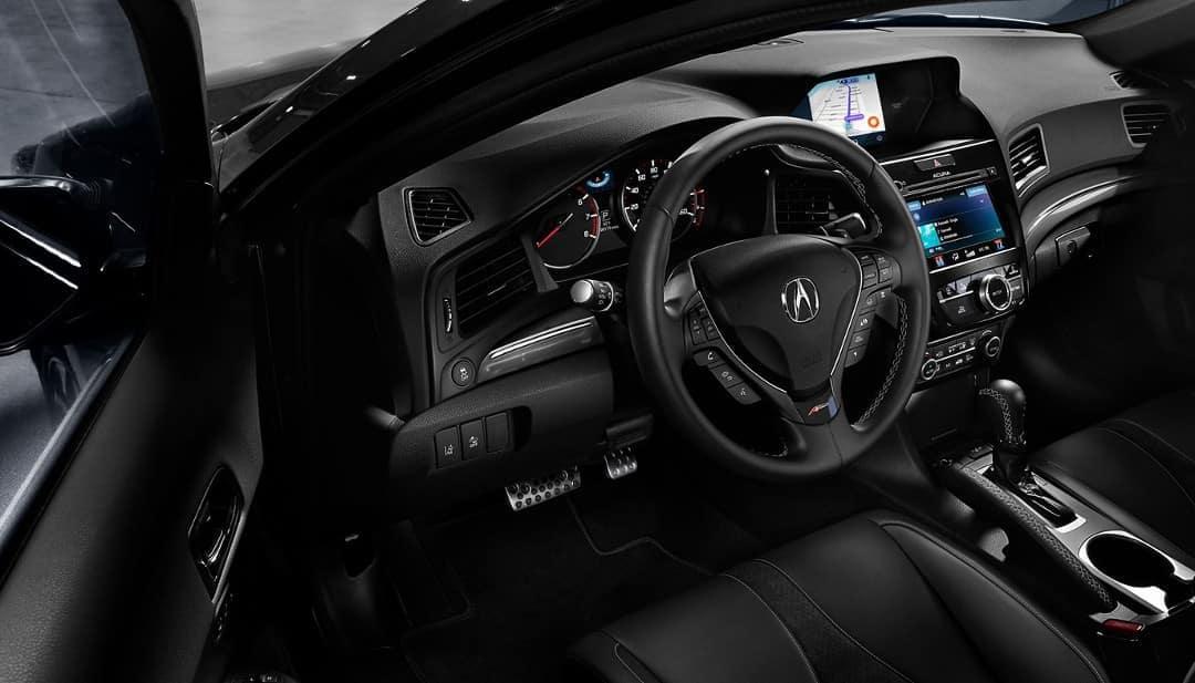 interior-cabin-of-2019-Acura-ILX