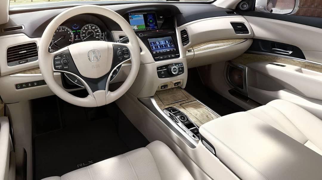 interior-cabin-of-2019-Acura-RLX