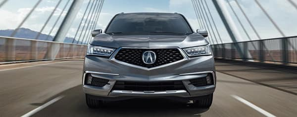 2019 Mile High Acura MDX Grill