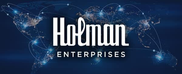 Holman Enterprises logo