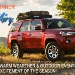 Mt Airy Toyota 4Runner Outdoor Season