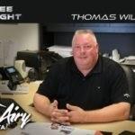 Mt. Airy Toyota Employee Spotlight Thomas Williamson