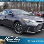 Mount Airy Toyota 2016 Avalon Simple