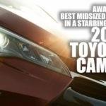 Mount Airy Toyota 2017 Camry Best Midsize Sedan
