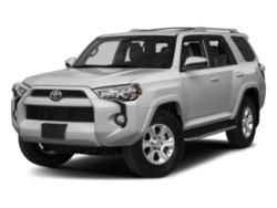 Mount Airy 2018 Toyota 4Runner Silver