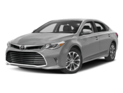 Mount Airy 2018 Toyota Avalon Silver