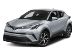 Mount Airy 2018 Toyota C-HR Silver