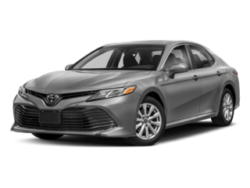 Mount Airy 2018 Toyota Camry Silver