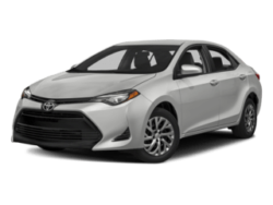 Mount Airy 2018 Toyota Corolla Silver