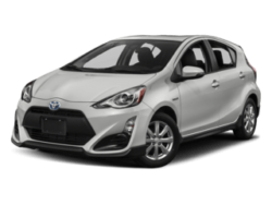 Mount Airy 2018 Toyota Prius C Silver