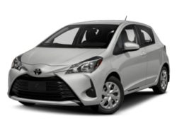 Mount Airy 2018 Toyota Yaris Silver
